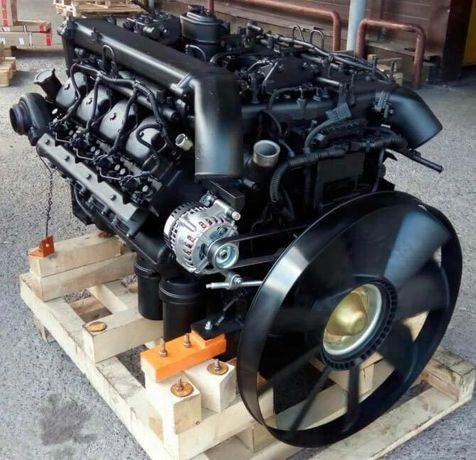 Двигатель КАМАЗ 740.662 (л.с. 300)