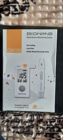 Monitor sânge diabet Bionime gm 100