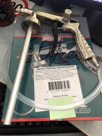 Pistol de antifonat insonorizant ceara SINTO
