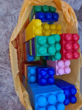 Набор кубиков, игрушки