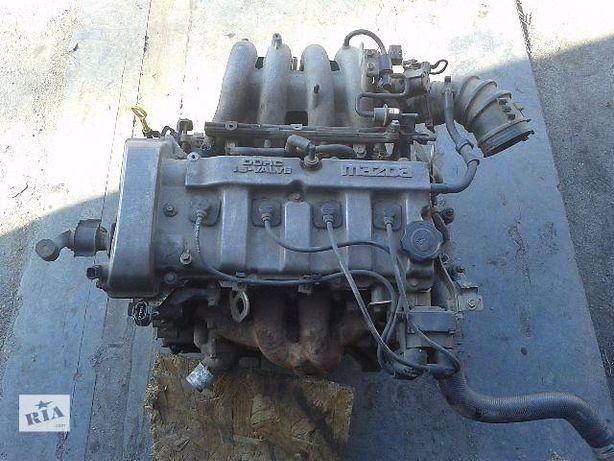 мазда 626 s5 s3 323 двигатель коробка навесное рейка из европы. кредит