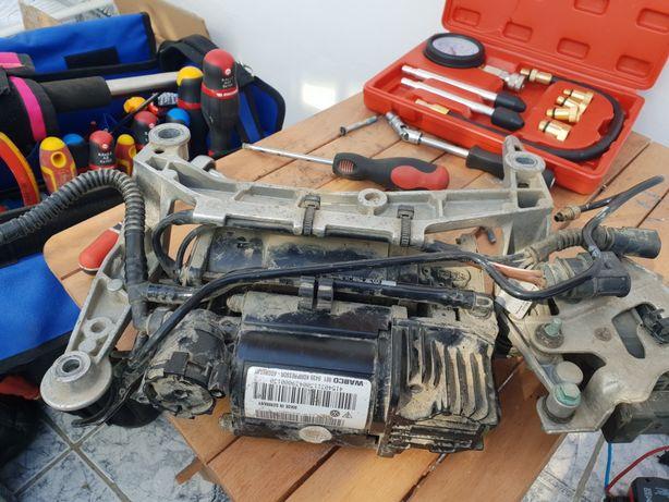 Reparatie reparare reconditionare compresor suspensie perne aer Wabco