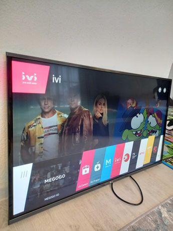 СМАРТ ТВ wi-fi 109/4K ULTRA HD телевизор