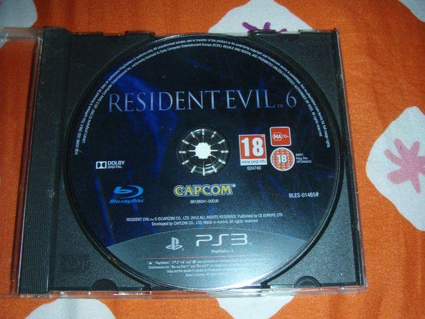 Resident Evil 6 pentru Playstation 3 PS3