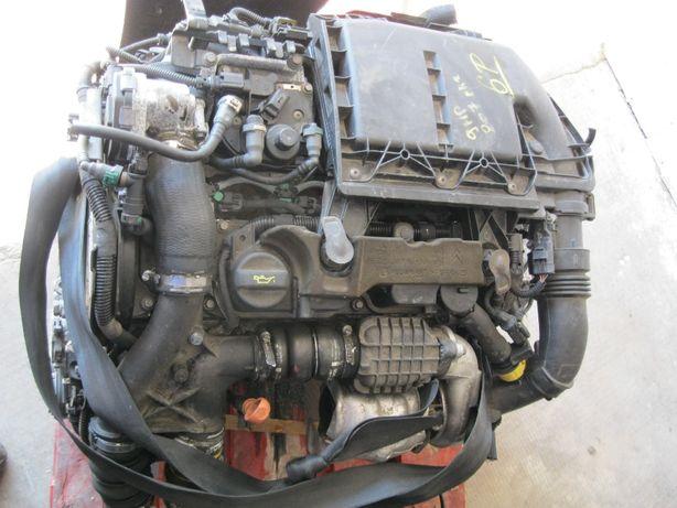 Motor COMPLET&CutieVi 1,6HDI*9HP*92CpEuro5Peugeot135000kmCitroenFranta