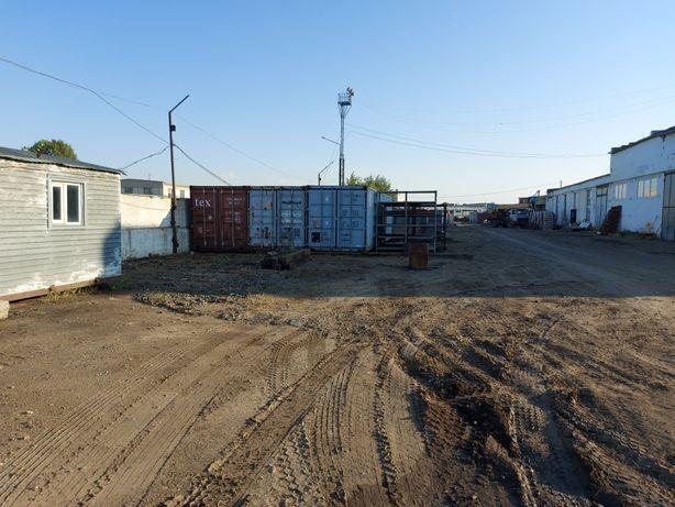 Офис и контейнера