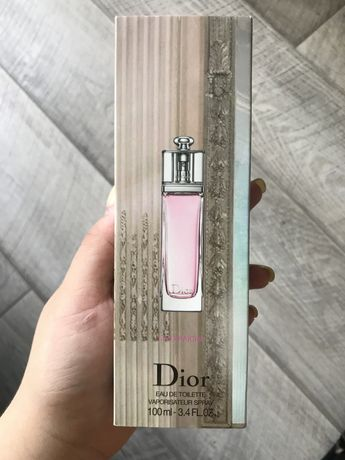 Продам ориганал духи Dior Addict 100ml