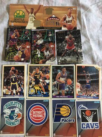 Cartonase baschetbalisti originale NBA