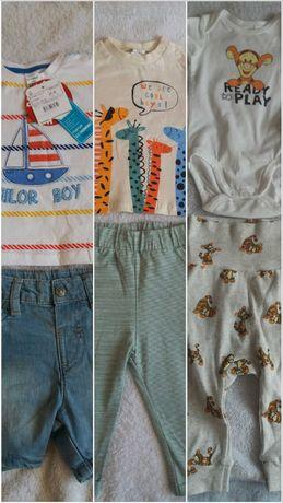 LC WAIKIKI/ H&M- нови дрехи за 6м.