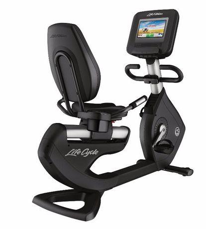 Life Fitness 95R Lifecycle Discover Si–велоаргометър с облегалка