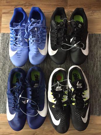 Шпайкове за лека атлетика Nike -НОВИ-43,44,45 номер.