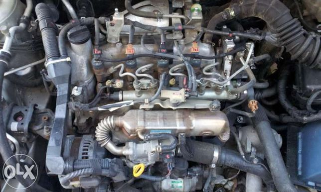 Motor la Proba pe Masina! 1.4 D4D 90Cai Toyota Yaris,Corolla,Auris 1ND