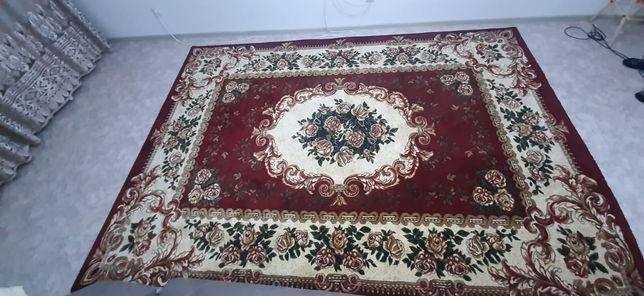 Турецкий шёлковый ковёр