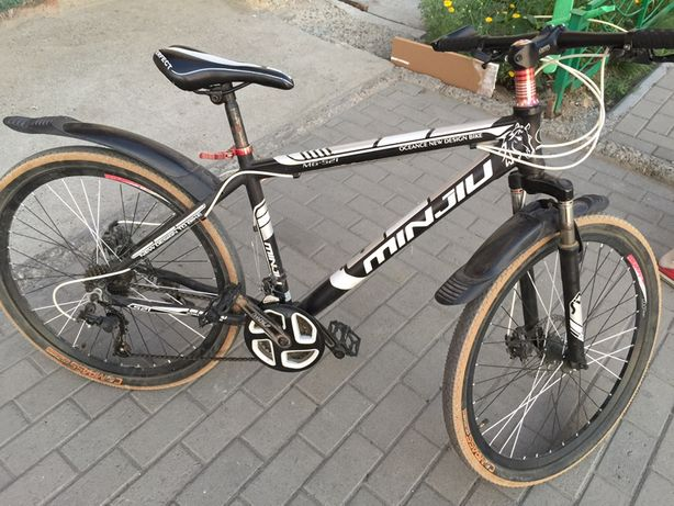 Продам велосипед.24 скорости,но работает только одна.