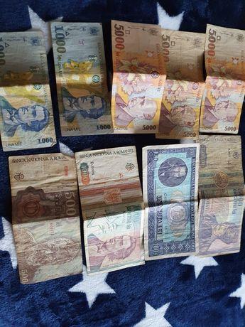 Vand bani vechi pentru colecție