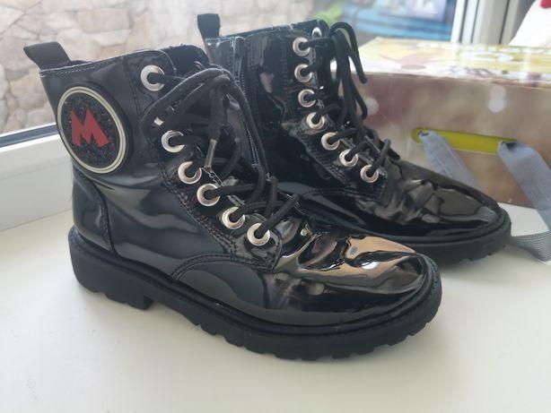 Ботинки Zara 34 размер