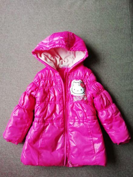 Есенно зимно яке за момиче, 3 години