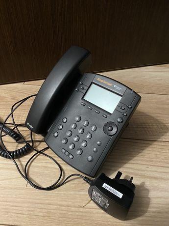 Telefon VoIP RingCentral Polycom VVX 310 6 linii pentru firme
