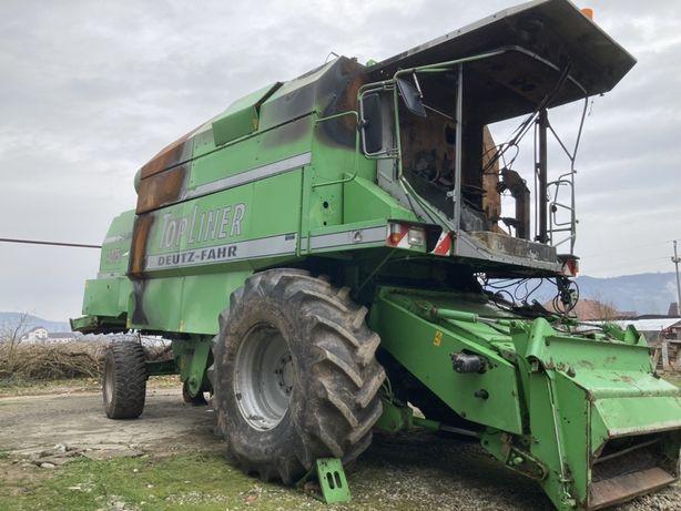 Dezmembrez combina agricola Deutz Fahr 4075 HTS