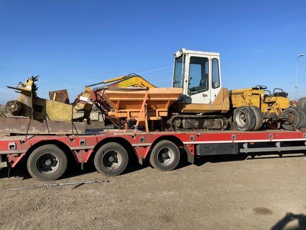 Transport cu trailer de 40 tone