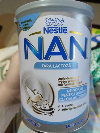 Lapte praf Nan fara lactoza