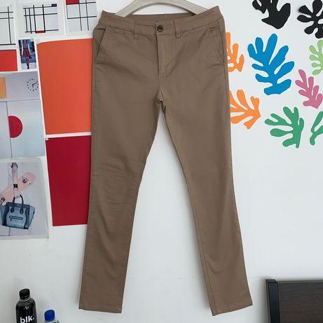 ASOS чино мъжки панталон в бежов цвят