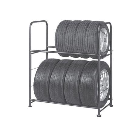 Стелаж за гуми
