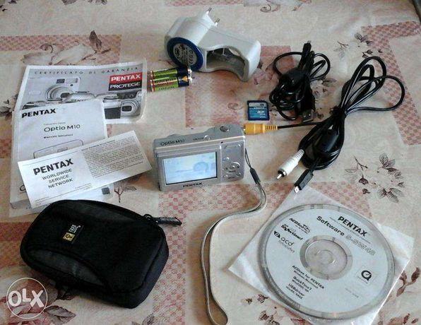 camera foto-video Pentax Optio M 10