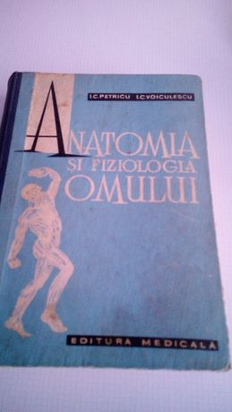 Atlas vechi Anatomie