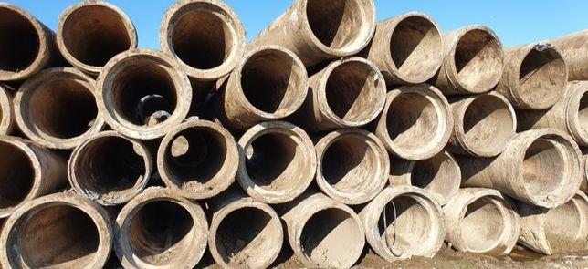 Vand tuburi din beton armat tip