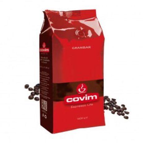 cafea boabe covim granbar 1kg