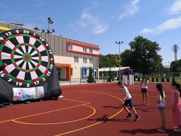 Футболни парти атракции от mygameday.bg