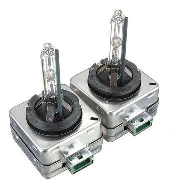 Лампы штатного ксенона D3S 4300K 6000K лампочки ксенон