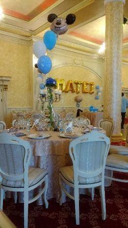 Baloane cu Heliu pentru botez, nunti, cumătrie, majorate, petreceri