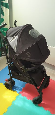 Maclaren XT  black/black лятна количка