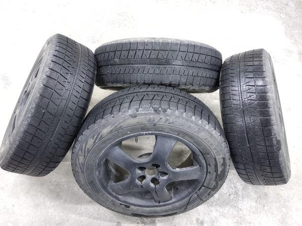 Зимние шины с дисками 205/60/R17