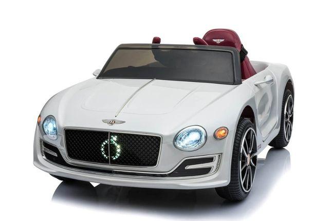 Masinuta electrica Kinderauto Bentley EXP12 STANDARD #Alb