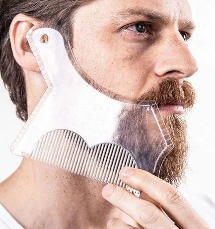 Шаблон за оформяне на брада