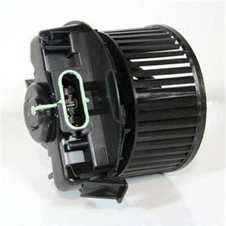 Мотор печки с кондиционером Ларгус