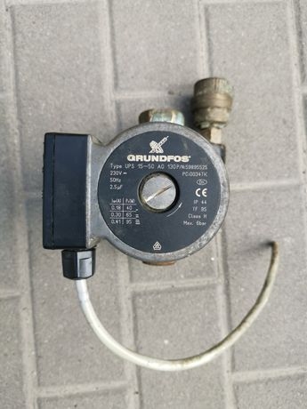 Pompa recirculare centrala termica GRUNFOS