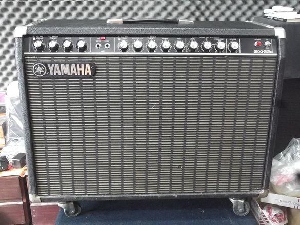 Yamaha G100 212-II 1979 Black - китарно комбо