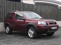 Conversie autorizata RAR(documente) - Land Rover Freelander I