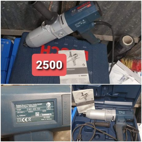 Bosch GDS30,920W, 1000 Nm din 10/2020 Made in Germani in stare impecab