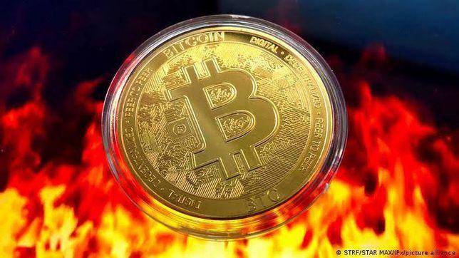 Обучение пассивному заработку на криптовалюте (биткоин). Деньги будуще