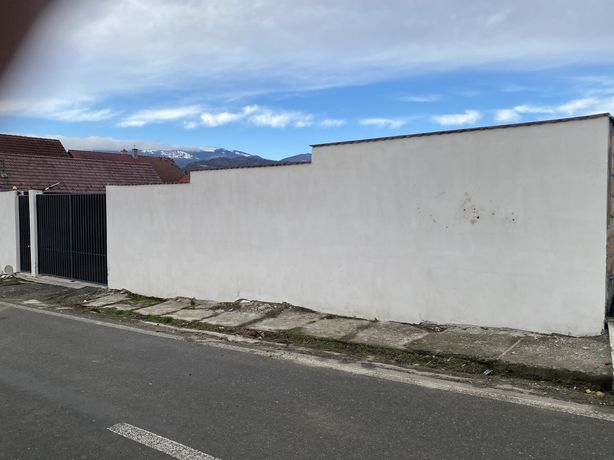 Vand curte /loc casa/teren 1750 mp talmaciu