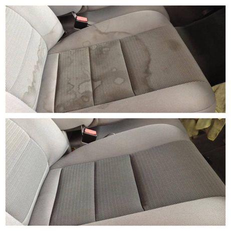 Curatare tapiterii auto , canapele/saltele la domiciliu