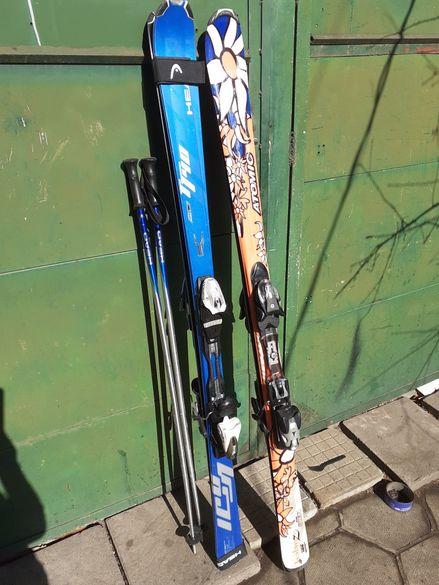 Ски - HEAD 164 см и ATOMIC 168 см