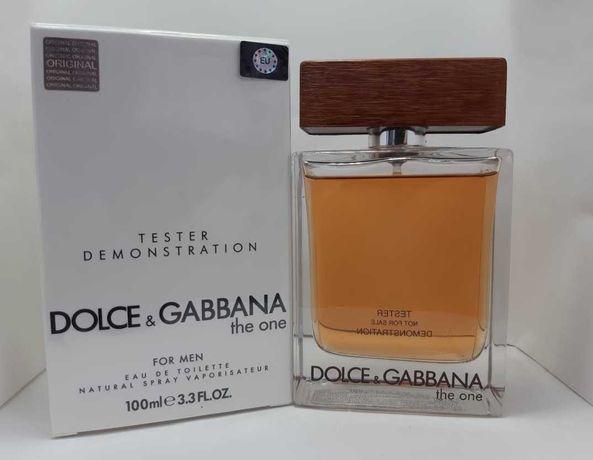 Аромат безупречности Dolce&Gabbana The One For Men 100ml для мужчин