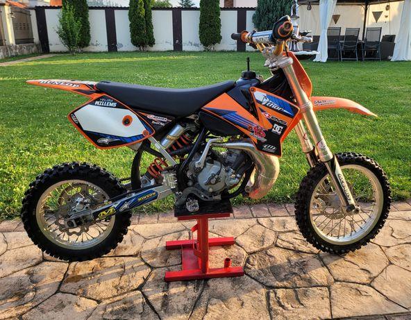 Motocicleta Ktm 65 cc