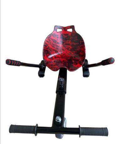 Hoverkart pentru hoverboard cu scaun